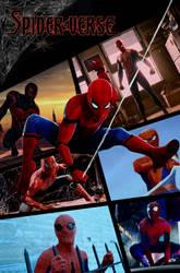 Spider-Verse - Poster by Asthonx1