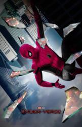 Spider-Verse - Poster 2 by Asthonx1