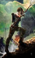The Last Arrow by JUNAIDI