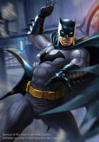 Batman by JUNAIDI