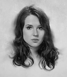 Stacy-Sketch by JUNAIDI