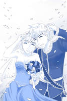The Wedding by Kuro-D