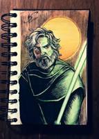 Luke Skywalker by VSales