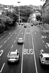 Street in Stuttgart by AyumiChan95
