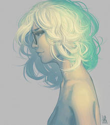 Curly. by mkw-no-ossan