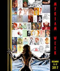 MYRIAM WEEK 2017 by FedericoMemola
