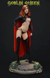 Goblin Queen Statue ( front ) by ASM-studio