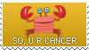 CANCER by faiis