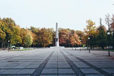 Autumn Park by samalexanders