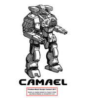 FrankenMech 5 - 'Camael' by Blazbaros