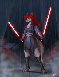 Ruby, teh Sith by Blazbaros
