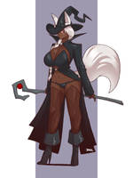 Leather Witch - Complete by Blazbaros