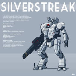 PAYLOAD: Silverstreak by Blazbaros