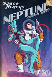 Space Honeys of Neptune by Blazbaros