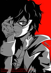 Persona 5 - Joker by lzumi-chan