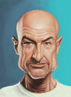 John Locke by markdraws