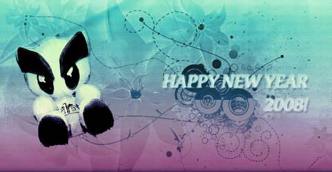 Happy New Year 2008 for devart by badfinger