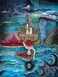The Hanged Woman by maniphisto