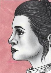 Princess Leia by ChristinePresley