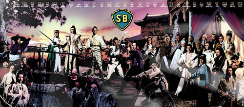 Shaw Brothers Wu Xia tribute by drelium