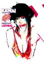 KawaiXLadybugXremix by bboypion