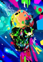 skull no 2 by bboypion