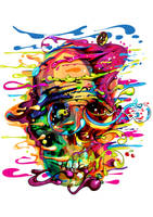 psycho skull by bboypion