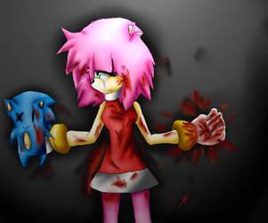 .:Love until we bleed:. by LittleMizzSunShine7