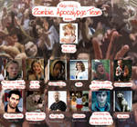 zombie apocalypse team meme by Nefermeritaset