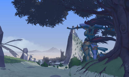 Overlook by MShadowy