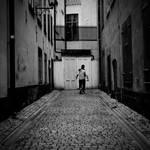 Running Away by RazyGraphicDesign