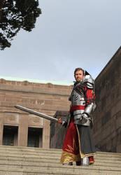 Knight-Captain Cullen by tatjna