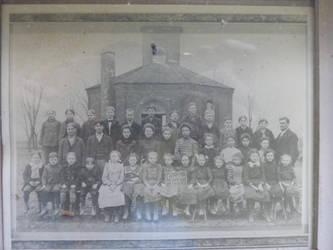 Charter Oak School by RonTheTurtleman