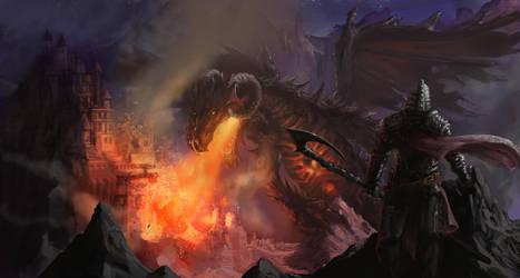 Dragon by NilesRockwell