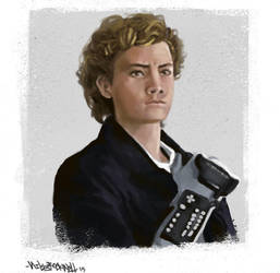 i love the power glove by NilesRockwell