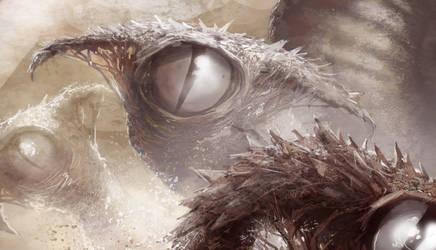 Eyebeast by NilesRockwell