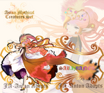 Asian Mythical Creatures #1 - Auction CLOSED by JA-Anton