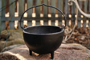 Cauldron Stock 8300 by Moon-WillowStock