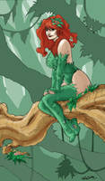 Poison Ivy by ThomasBlakeArtist