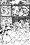 Ranah Page 1 - Pencil by ThomasBlakeArtist
