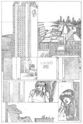 Amazing Spider-Man Page 1 - Pencil by ThomasBlakeArtist