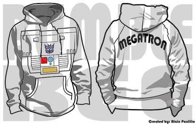 MEGATRON sweater G1 by AlainPanlilio