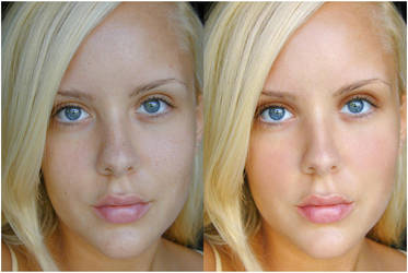 Simple Retouch by RehEscodiero