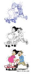 Comic strip by inbryomusic