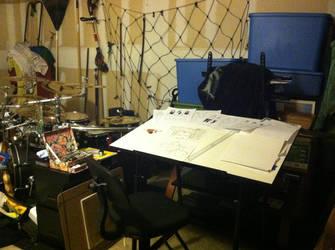 My Studio by inbryomusic