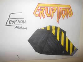 Robots Live! Eruption by sgtjack2016