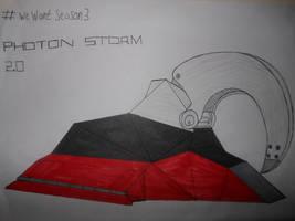 Battlebots Photon Storm 2.0 WeWantSeason3# by sgtjack2016