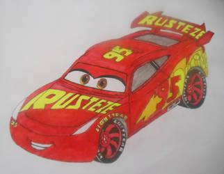 Cars 3: custom Cruz Ramirez by sgtjack2016