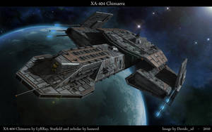 XA-404 Chimaera by Davide-sd
