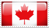 Canada Stamp by l8